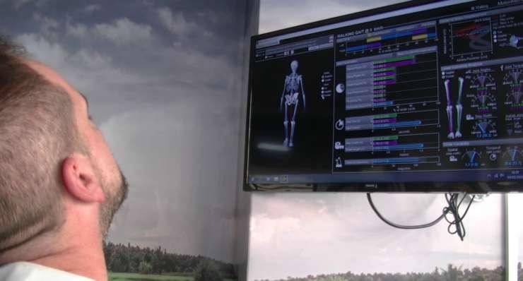 Casos clínicos de exploración deportiva con MotionMetrix 3D
